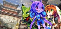 Freedom Planet estrena demo y rebaja en la eShop de Nintendo Switch