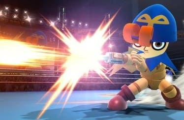 Nintendo muestra la quinta tanda de skins para los luchadores Mii en Super Smash Bros.