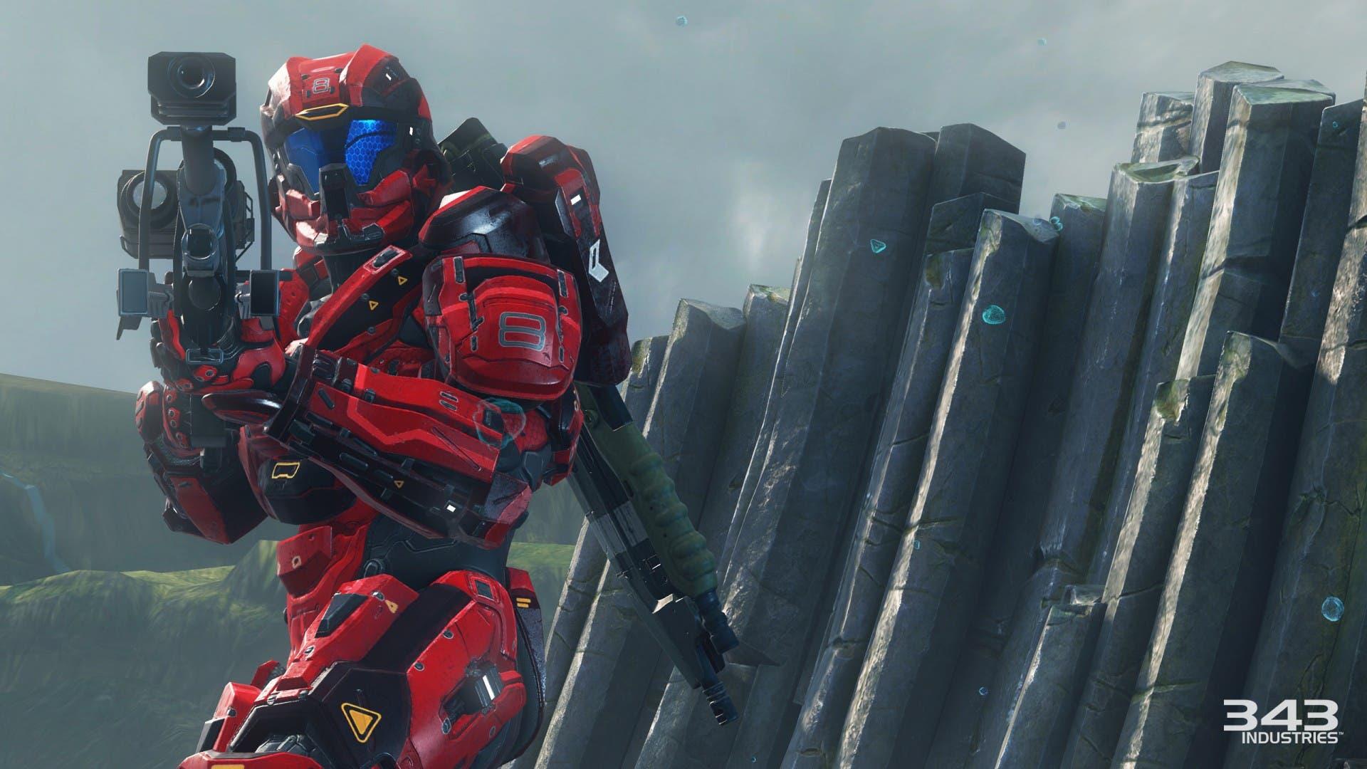 Imagen de Llegan nuevos objetos al modo forja de Halo 5