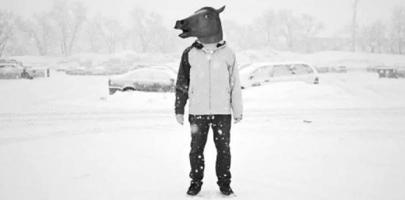 """Snow Horse, el """"simulador"""" equino de esquí, llegará en 2016"""