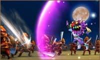 Se muestra Hyrule Warriors Legends a través de una nueva galería de imágenes