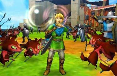 Nuevo gameplay de Hyrule Warriors Legends