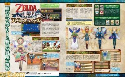 Hyrule Warriors Legends Famitsu