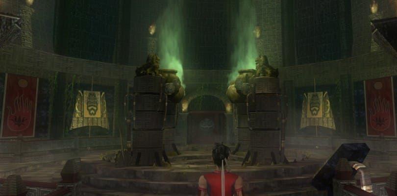 Ahora si, Jade Empire gratuito en Origin