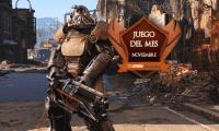 Fallout 4 mejor juego del mes de noviembre