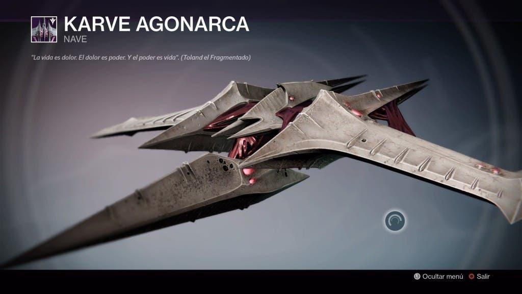Destiny Karbe Agonarca
