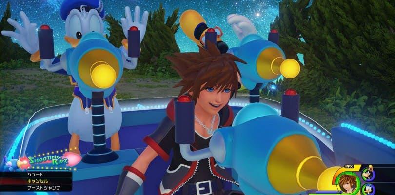 Square Enix presenta una figura de Sora en Kingdom Hearts III