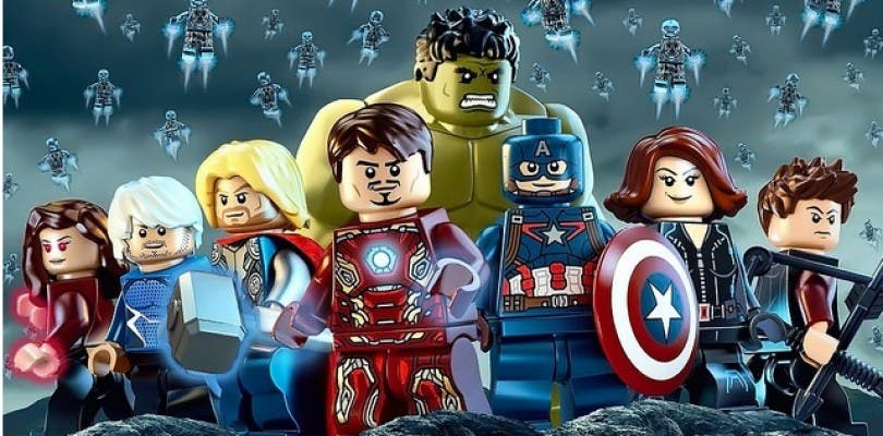 LEGO Marvel Vengadores tendrá dos DLCs exclusivos en PlayStation 3 y PlayStation 4