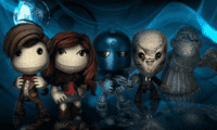 Doctor Who llega a Little Big Planet 3