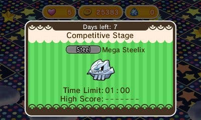 Mega Steelix Shuffle