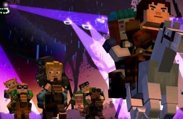 Tráiler del cuarto episodio de Minecraft: Story Mode