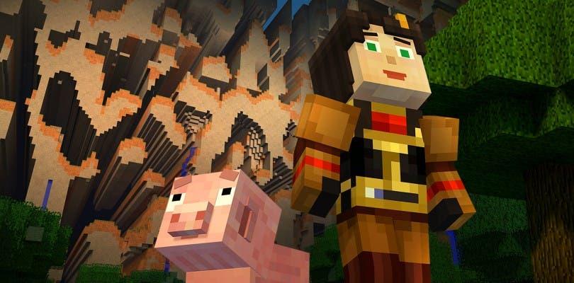 Fecha y primeras imágenes del cuarto episodio de Minecraft: Story Mode