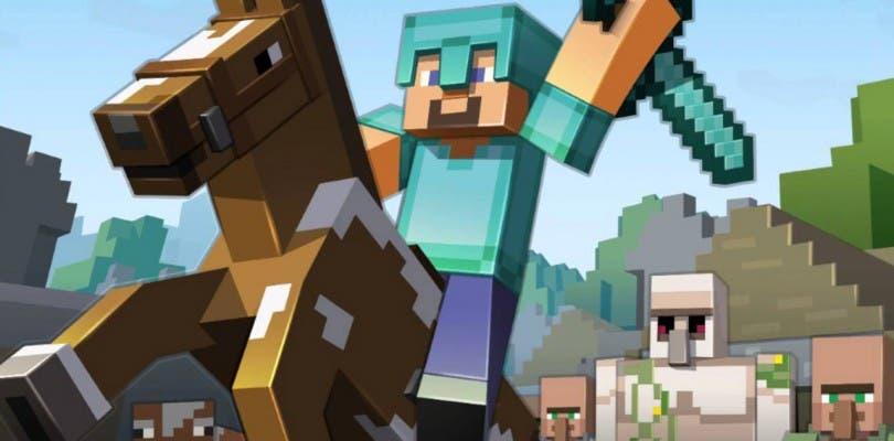 Gran variedad de funciones se agregan a Minecraft: Wii U Edition