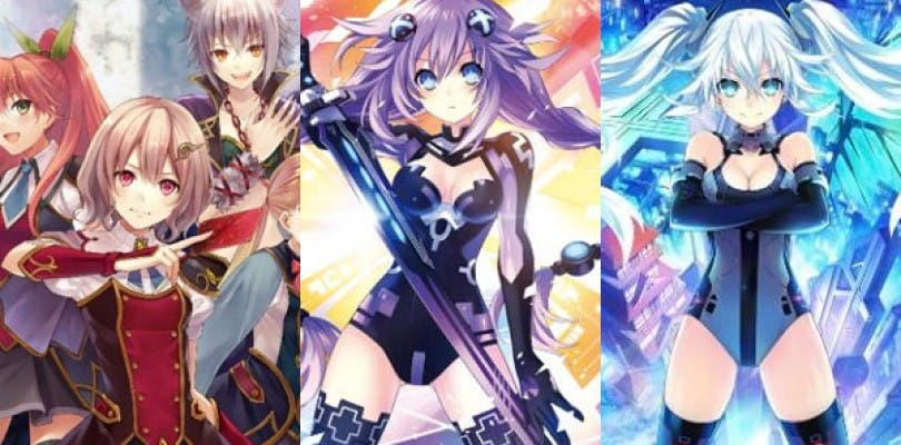 Monster Monpiece, Hyperdimension Neptunia U e Hyperdevotion Noire llegarán a Steam