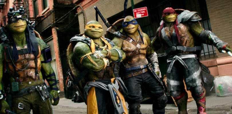 Tráiler completo de Teenage Mutant Ninja Turtles: Out of the Shadows
