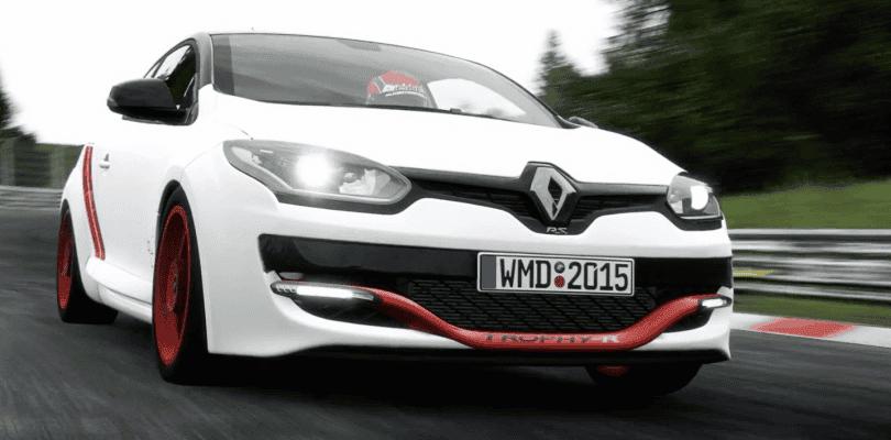 Project CARS muestra en un teaser su próximo pack de coches deportivos Renault