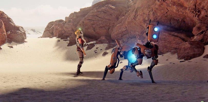 ReCore pretende asemejarse a Zelda y Metroid