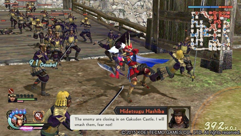 Samurai Warriors 4 II (13)