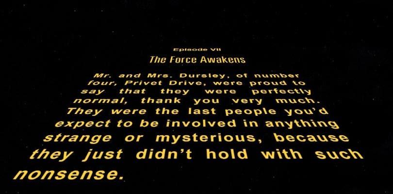 Una aplicación permite crear tu introducción de Star Wars