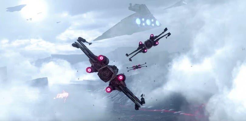 Star Wars Battlefront no contará con batallas espaciales en los futuros DLC