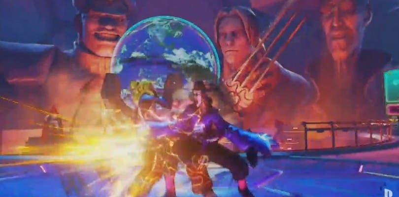 Nuevo personaje y tráiler de Street Fighter V