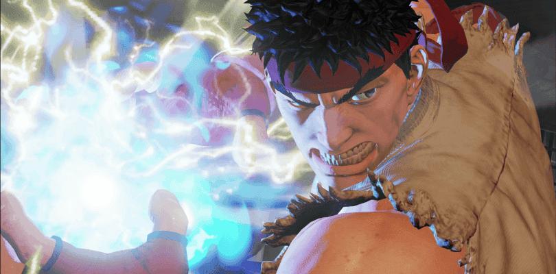 La nueva beta de Street Fighter V llegará a mediados de diciembre