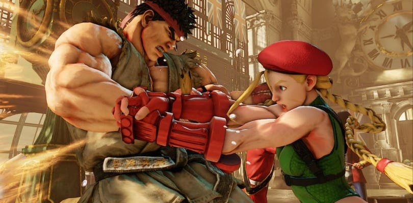 Street Fighter V compatible con Steam Controller