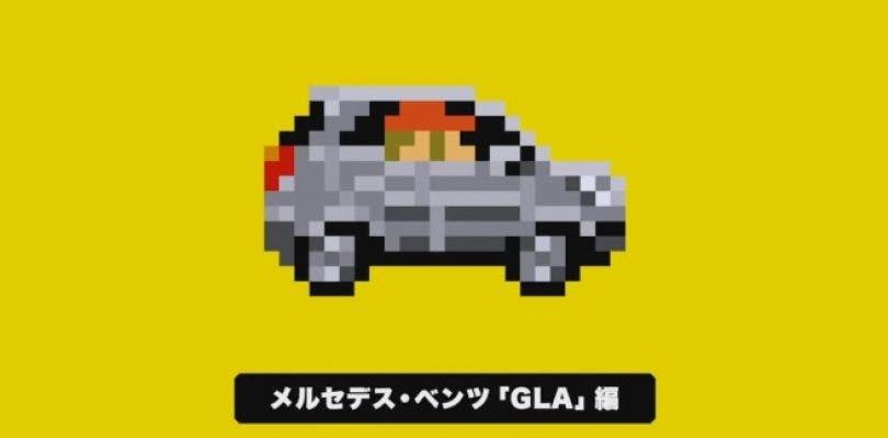 Así es el nivel de Mercedes-Benz para Super Mario Maker