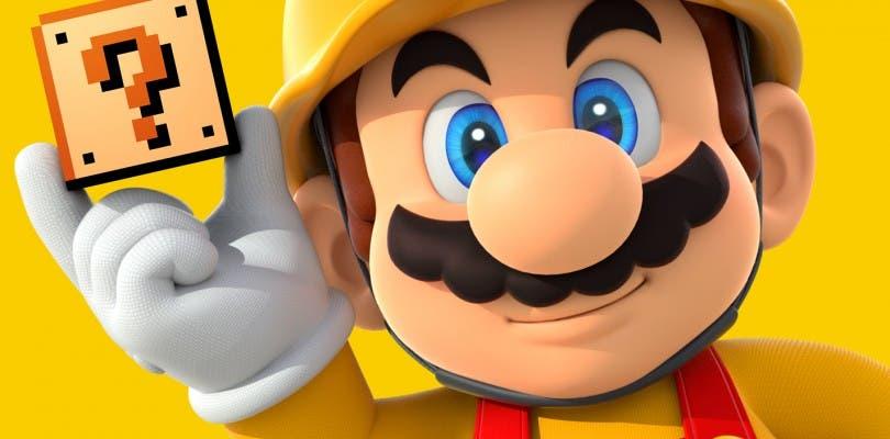 Nueva tanda de capturas de Super Mario Maker for Nintendo 3DS