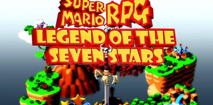 Llega Super Mario RPG: Legend of the Seven Stars para la Consola Virtual de Wii U