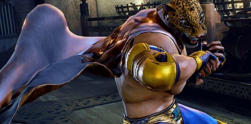 King y Heihachi combaten entre sí en el nuevo gameplay de Tekken 7