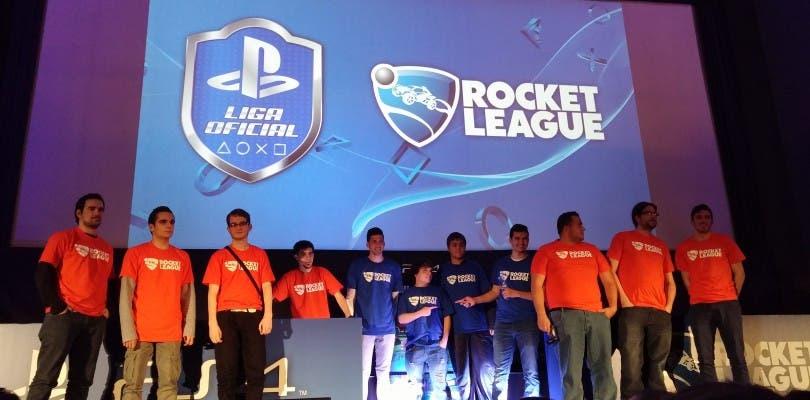 Asistimos a la final del Torneo de Rocket League en Madrid