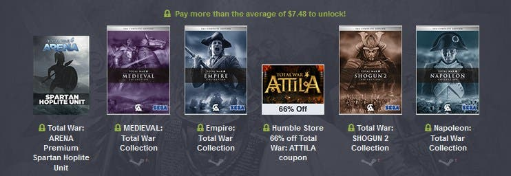 Total War Encore Bundle 2