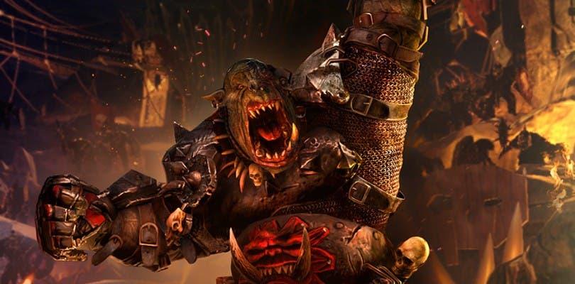 Total War: Warhammer muestra a sus orcos en un nuevo vídeo