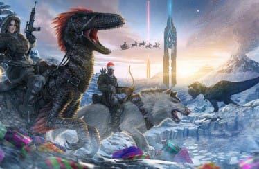 Llega la Navidad a ARK: Survival Evolved