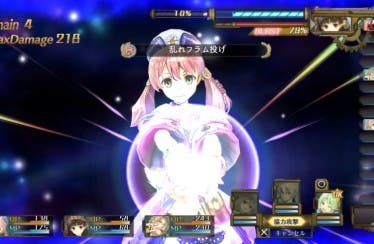Nuevo tráiler gameplay de Atelier Shallie Plus: Alchemist of the Dusk Sea