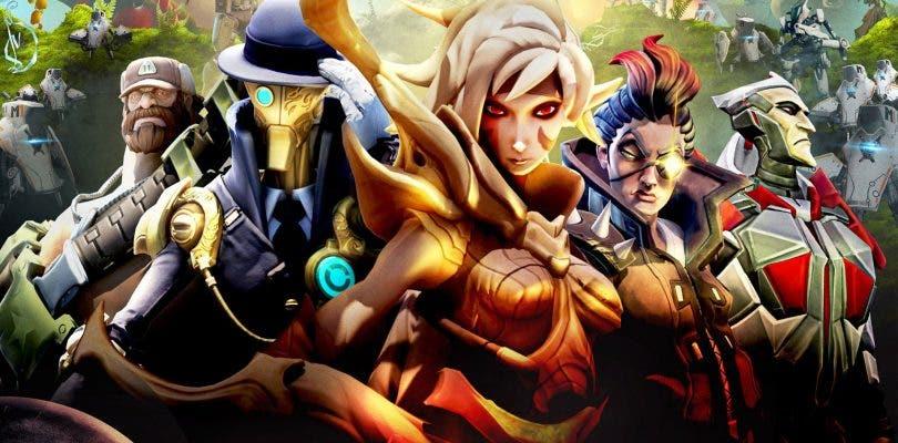 Ya disponible la beta abierta de Battleborn en Xbox One y PC