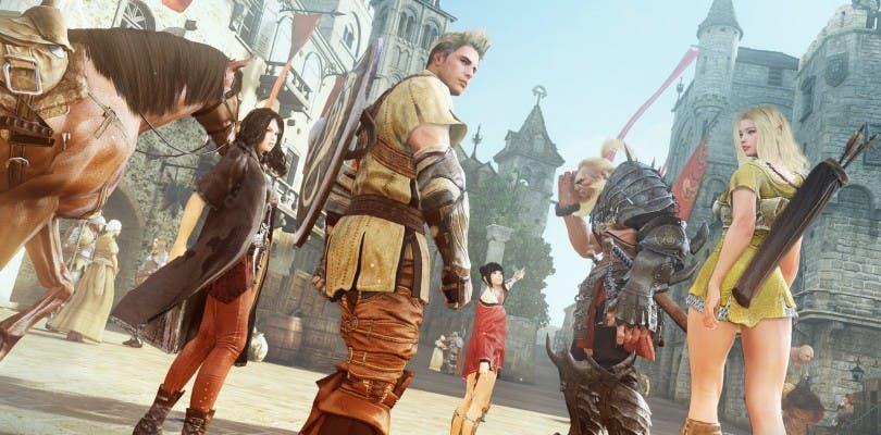 Se ha anunciado que Black Desert Online llegará a Steam