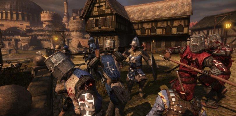 Chivalry: Medieval Warfare se estrena con un nuevo tráiler