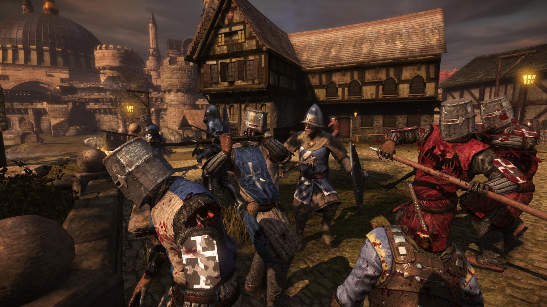 Imagen de Chivalry: Medieval Warfare se estrena con un nuevo tráiler