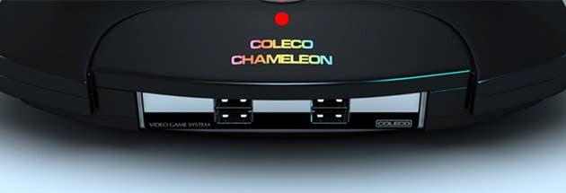 coleco chamaleon 2