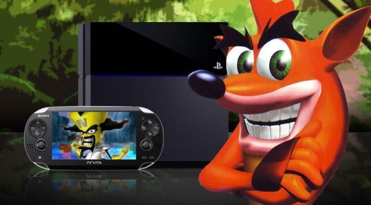 Imagen de NECA Toys desmiente el posible regreso de Crash Bandicoot