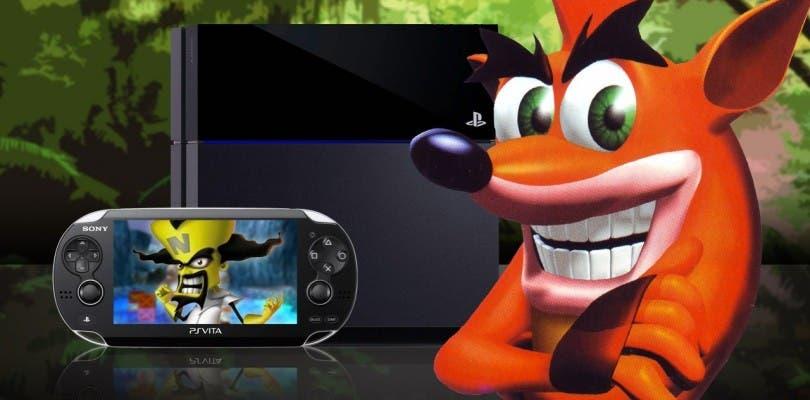 Una tienda lista Crash Bandicoot para PlayStation 4