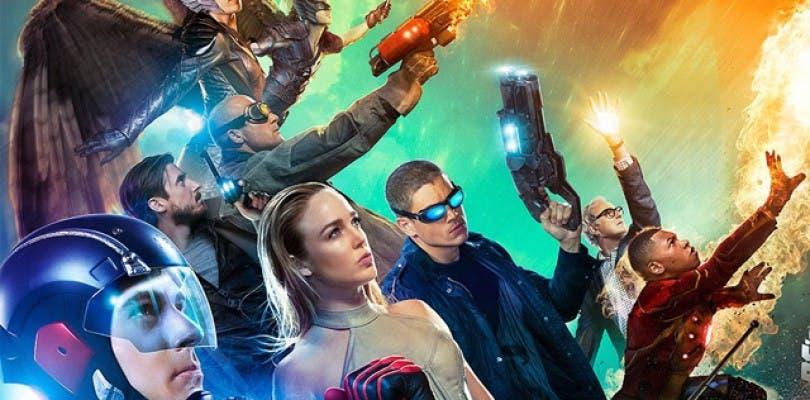 Detalles de los personajes que dejarán DC's Legends of Tomorrow