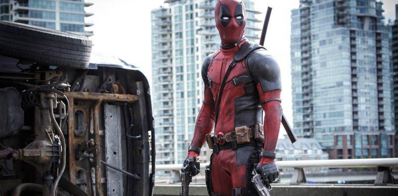 20th Century Fox continúa con la promoción de Deadpool