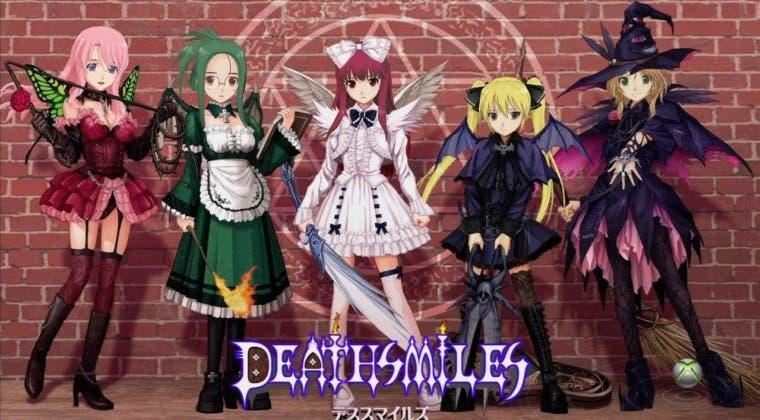 Imagen de Deathsmiles llegará a Steam en 2016