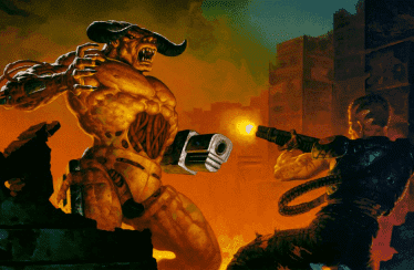 Así es el pequeño homenaje que DOOM rinde a Terminator 2