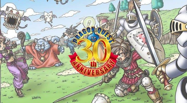 Imagen de Gran presentación de Dragon Quest para celebrar su 30º aniversario