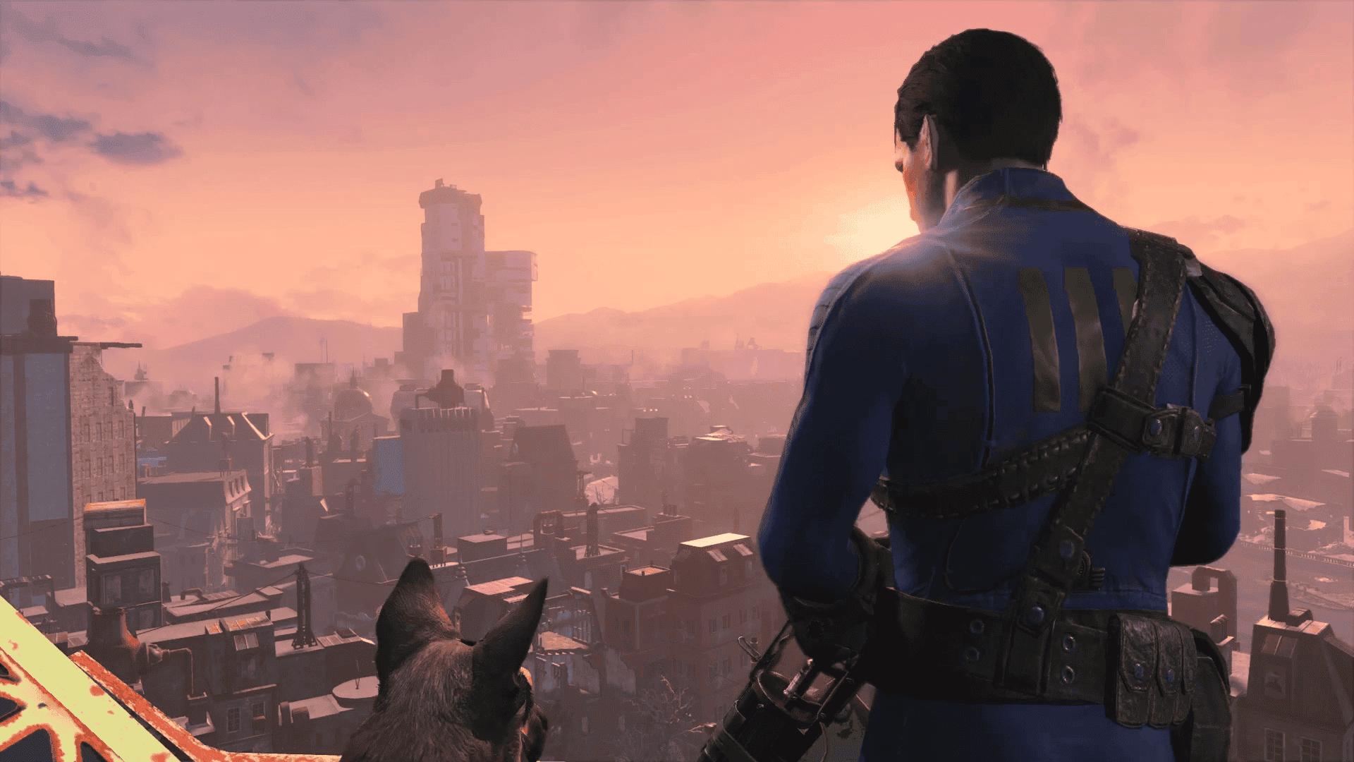 Imagen de Fallout 4 ya cuenta con su primera actualización en PlayStation 4