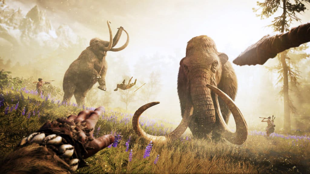 far cry primal mamut